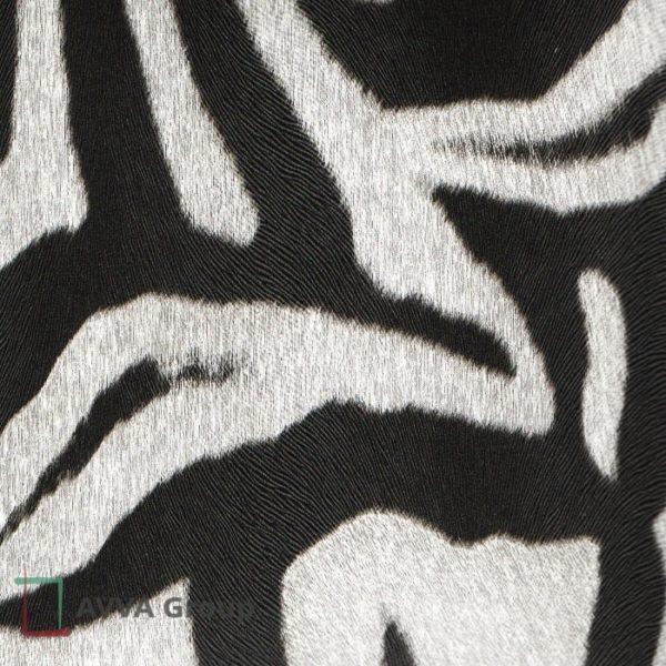 L101 Леопард Черный матовый