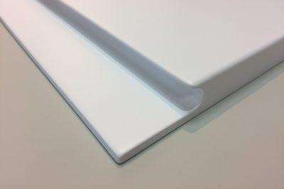 Фасады с интегрированными ручками