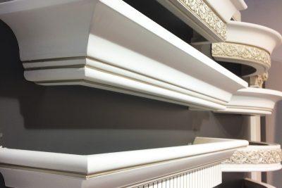 Декоративные элементы для мебельных фасадов